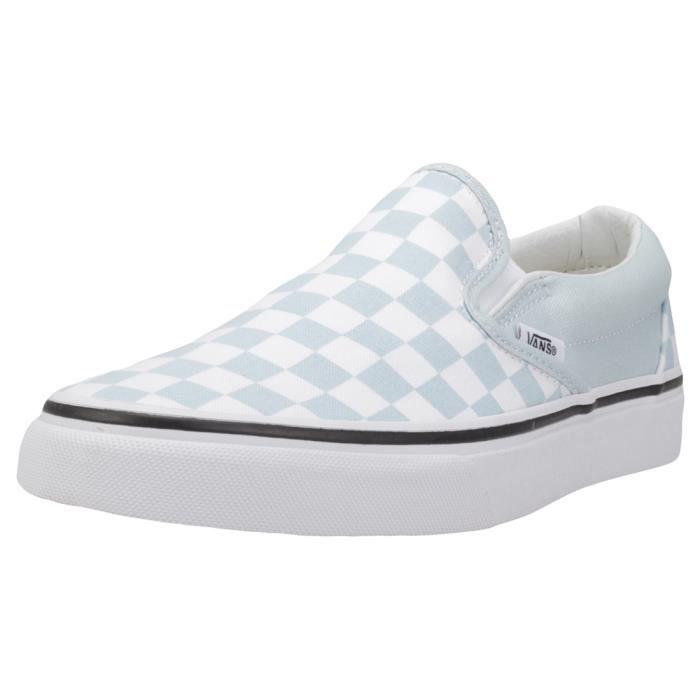 Vans Classic Slip-on Checkerboard Femmes Chaussures sans ...