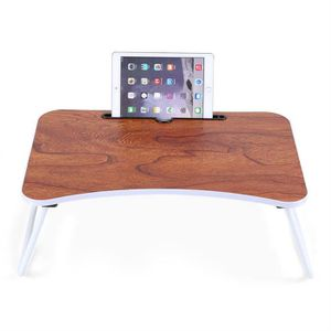 ... MEUBLE INFORMATIQUE Table Pliant Table Du0027ordinateur Portable De Lit ...