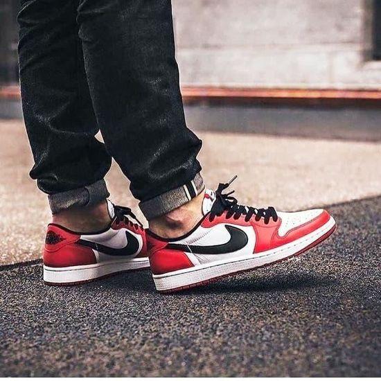Nike Air Jordan 1 Low Chaussures de Basket Air Jordan One AJ1 ...
