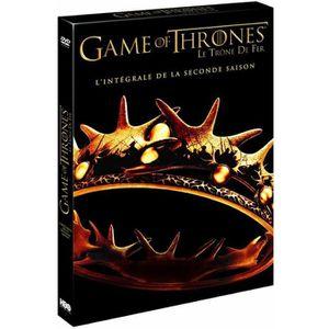 DVD SÉRIE DVD Game of Thrones (Le Trône de Fer) - Saison 2