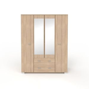 ARMOIRE DE CHAMBRE COSMOS Armoire de chambre style contemporain décor