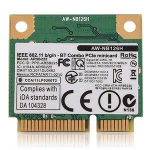 CARTE GRAPHIQUE INTERNE Carte sans fil 2.4G Bluetooth WIFI 2 en 1 pour fen