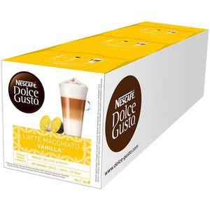 CAFÉ CD-123Nescafé Dolce Gusto Latte Macchiato Vanilla