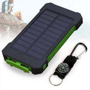 BATTERIE EXTERNE ARIO50000mAH Batterie solaire externe à batterie s