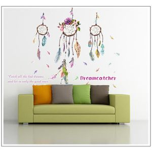 Stickers muraux plumes achat vente stickers muraux for Objets decoratifs muraux