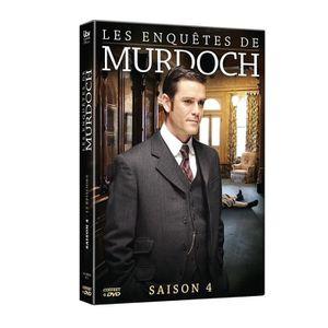 DVD FILM Les Enquêtes de Murdoch - Saison 4