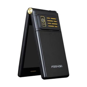 SMARTPHONE Téléphone portable,Double carte double veille,Flip