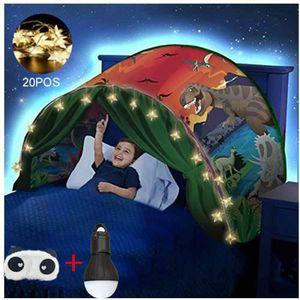 TENTE DE LIT Dream Tents Tente de Rêve Tente de lit jouet enfan
