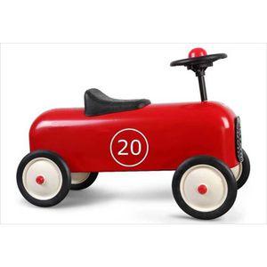 PORTEUR - POUSSEUR Baghera porteur enfant Racer rouge vif 12 - 18 moi