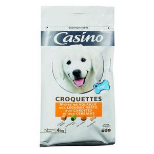 CROQUETTES Croquettes pour chien junior 4 kg