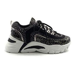 Sandale De Randonnee LCB25 Chaussures Baskets Chaussures Mode Tennis Plateforme Big Sole Loaded Leopard Imprimer Wedge 6