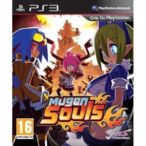 JEU PS3 Mugen Souls (Playstation 3) [UK IMPORT]