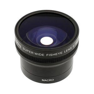 OBJECTIF Objectif Fisheye 0,15x avec Macrophoto pour Canon
