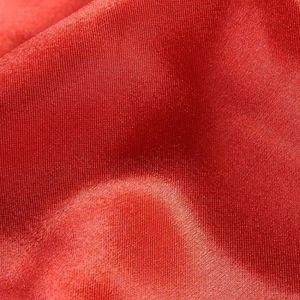TISSU Satin Rouge - Tissu au mètre - Quartier des Tissus