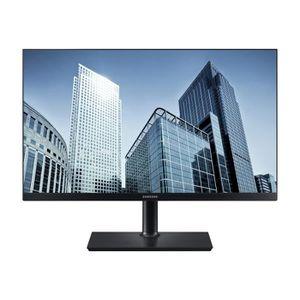 ECRAN ORDINATEUR Samsung SH85 Series S24H850QFU - Écran LED - 24