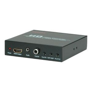 REPARTITEUR TV Roline Convertisseur vidéo HDMI - SCART HDMI