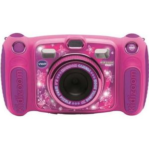 APPAREIL PHOTO ENFANT VTECH - Kidizoom Duo 5.0 Rose - Appareil Photo Enf