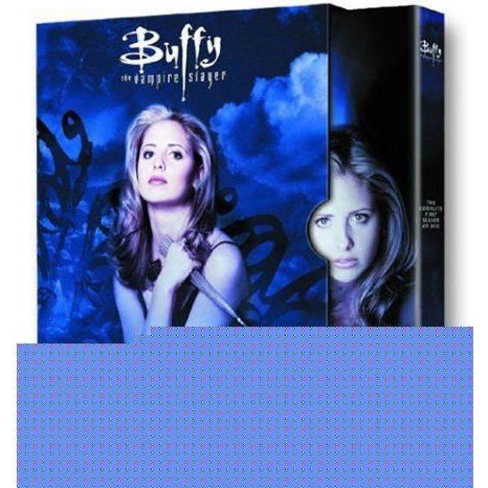 Dvd Buffy Contre Les Vampires Integrale Achat Vente Pas Cher