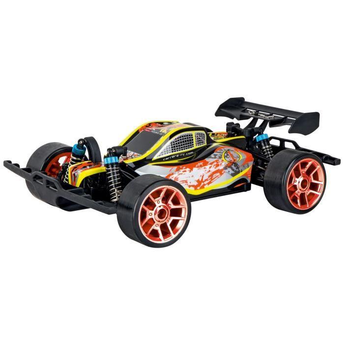 Carrera voiture RC Drift Racer PX 2,4 GHz 1:18 noir 5 pièces