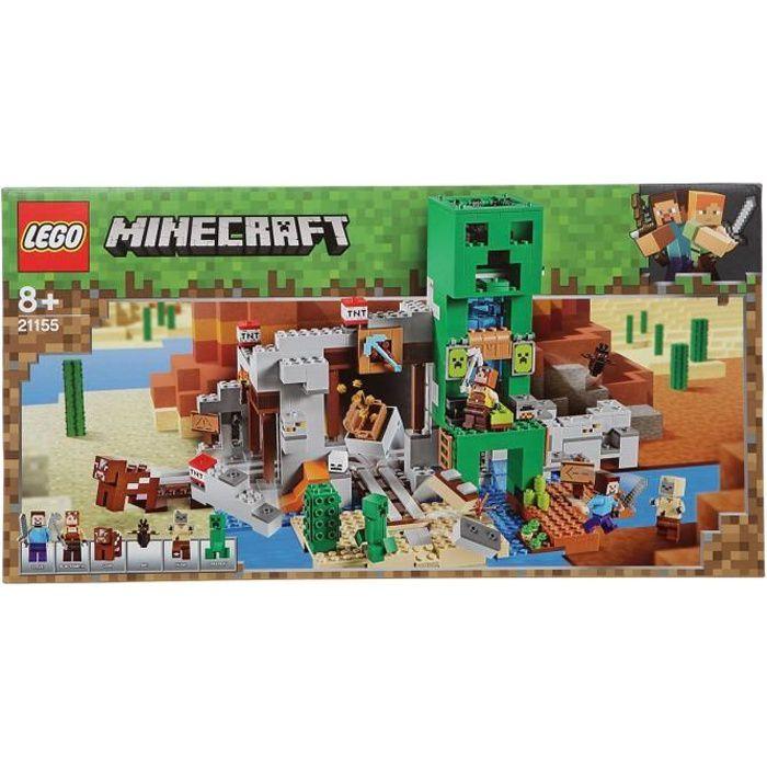 LEGO® Minecraft™ 21155 La mine du Creeper™