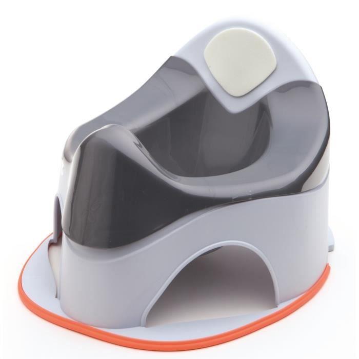TIGEX Le pot -Grand Confort- Anatomy Gris
