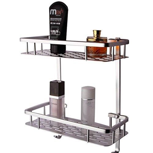 etagere gel douche achat vente etagere gel douche pas. Black Bedroom Furniture Sets. Home Design Ideas