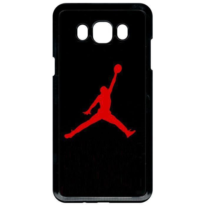 coque samsung galaxy j7 2016 jordan 23 logo rouge achat coque bumper pas cher avis et. Black Bedroom Furniture Sets. Home Design Ideas