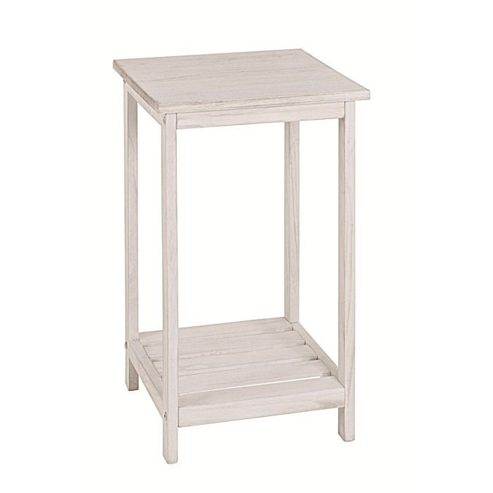 Table d 39 appoint telo essuy blanc achat vente table d for Table d appoint moderne