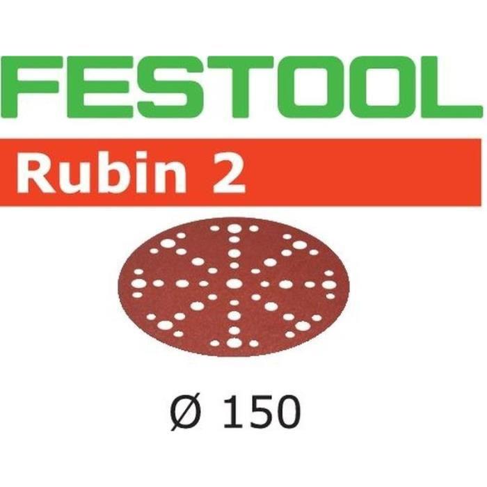 Festool STF DELTA 7//P180 RU2//10 P180 grain papier de verre 10pk