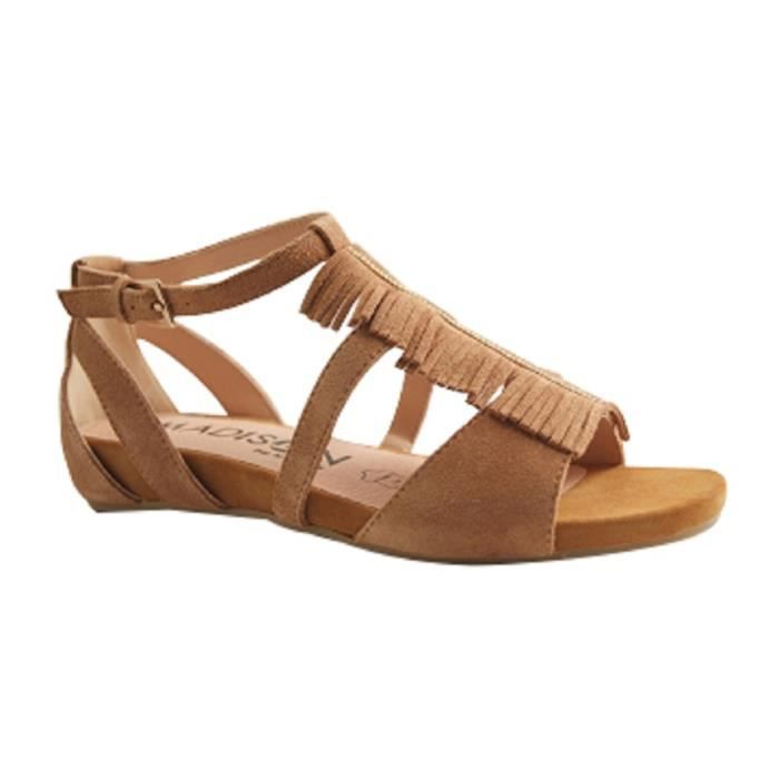 MADISON BY KARSTON-EMOTION-SANDALESALOME-CAMEL
