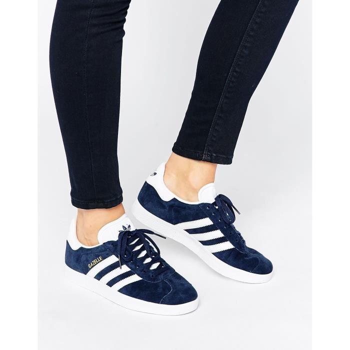 adidas gazelle bleu marine 40