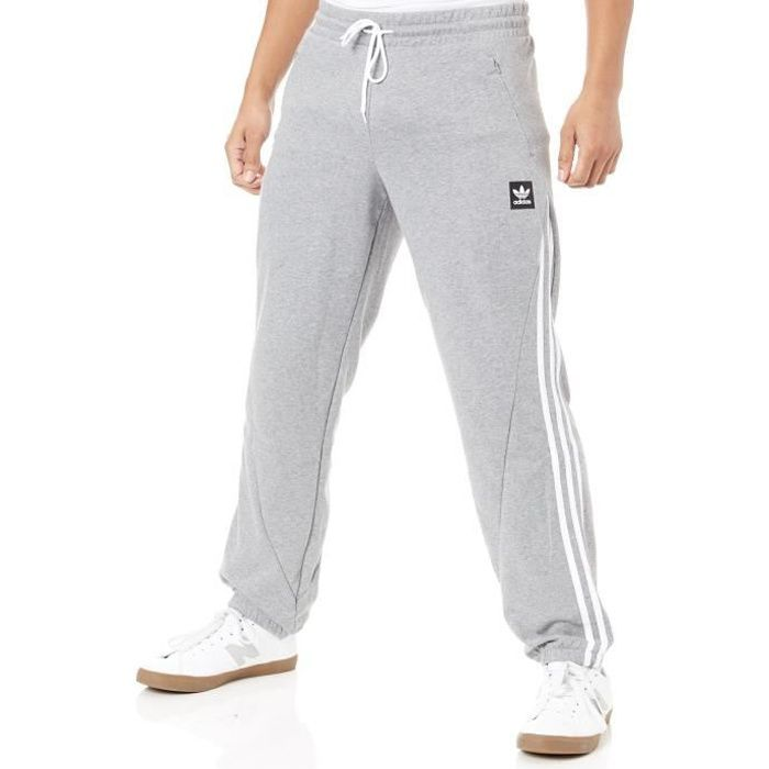 Blanc Heather Adidas Pantalon Jogging Gris Sp Insley Medium kOnw0P8