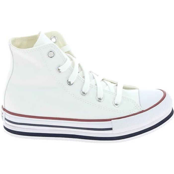 all star converse blanche enfant