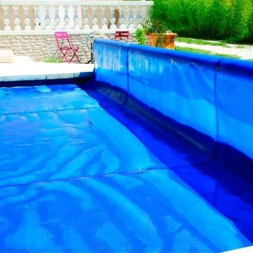 Enrouleur piscine enterr e 3 5m voir photo achat for Piscine non enterree