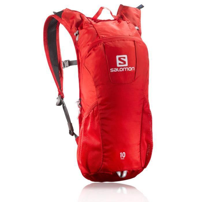 Omm Unisexe Classique 32 L Sac à dos Orange Sports Running Réfléchissant poches zip