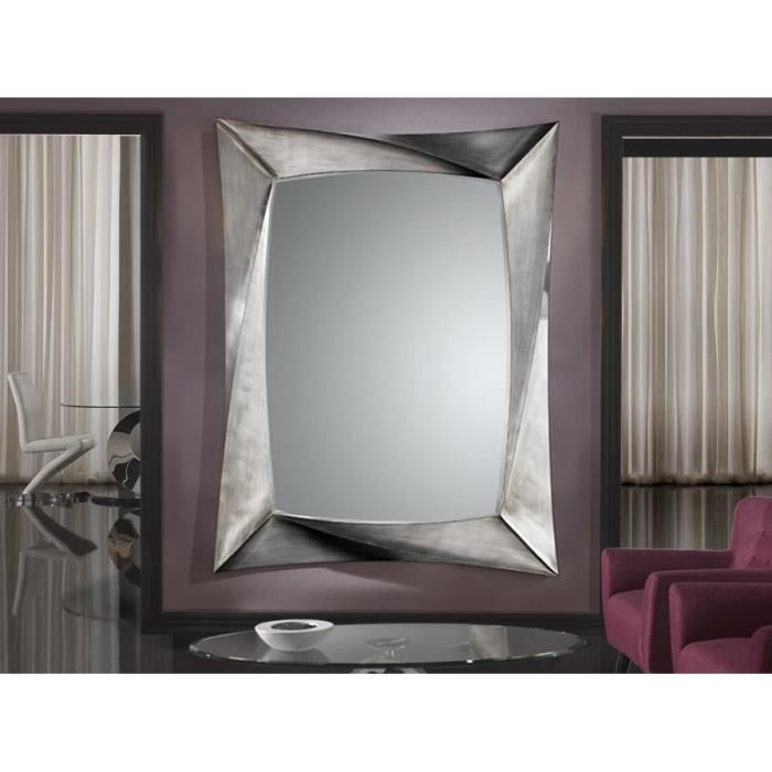 Miroir design decoratif rectangulaire grand format deco Miroir autocollant grand format