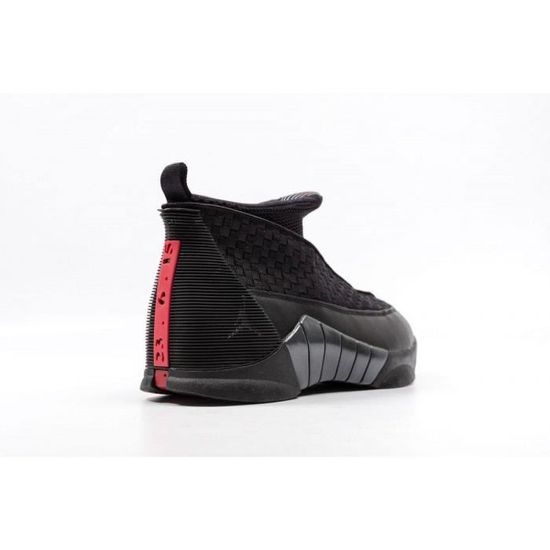 the best catch lace up in Air Jordan XV Stealth Noir - Achat / Vente basket - Cdiscount