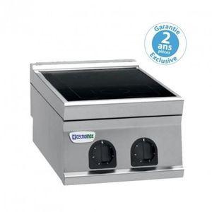 PLAQUE INDUCTION Réchaud à induction - 2 plaques - gamme 900 - Tecn