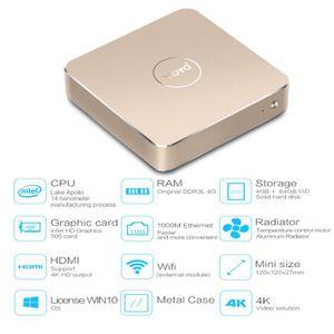 TABLETTE TACTILE Voyo Mini PC sous licence de Windows 10 Intel Cele