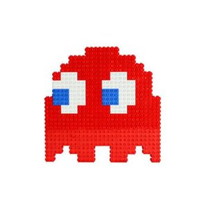 ASSEMBLAGE CONSTRUCTION Jeu D'Assemblage NTIDA Pac-Man Blinky Ghost - 158