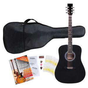 GUITARE Classic Cantabile guitare acoustique folk set déma