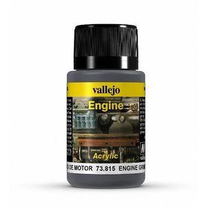 ACCESSOIRE MAQUETTE 73815-Vallejo Effet moteur Saleté du moteur