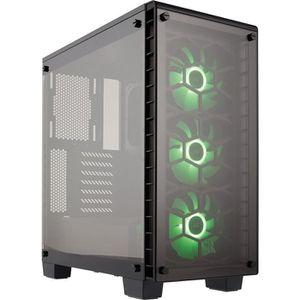 BOITIER PC  Boitier Corsair Crystal 460X RGB Noir