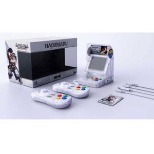 JEU CONSOLE RÉTRO Console rétro Just For Games SNK NeoGeo Mini Samur