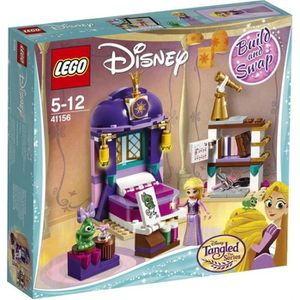 ASSEMBLAGE CONSTRUCTION LEGO® Disney Princess™41156 Chambre du Château de