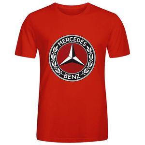 Débardeur Homme Unique Personnalisé Coton T shirt Mercedes B