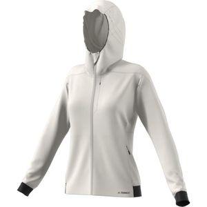 Adidas Z.N.E. Climaheat sweat à capuche de training pour femmes (grisnoir)