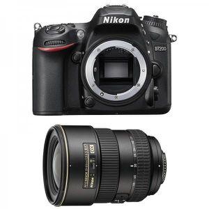 APPAREIL PHOTO RÉFLEX NIKON D7200 + Objectif AF-S DX 17-55mm f/2.8 G IF