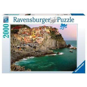 PUZZLE RAVENSBURGER - 16615 - PUZZLE - CINQUE TERRE, I…