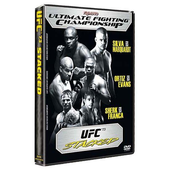 DVD UFC 73 - UFC 10